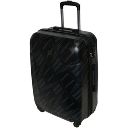 Tosca Mirage 65cm Hard Case 4 Wheel Spinner | Black