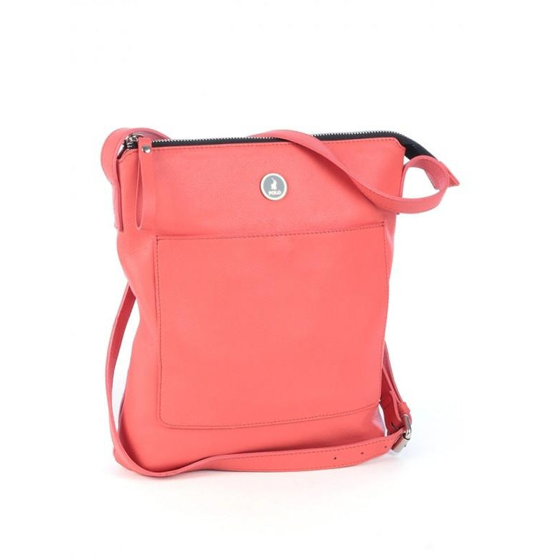 Polo Coachella Sling Bag | Coral