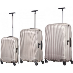 Samsonite Cosmolite (New Spec) Set of 3 Spinners | Pearl
