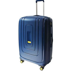American Tourister Lightrax 79cm Travel Suitcase | Marine Blue