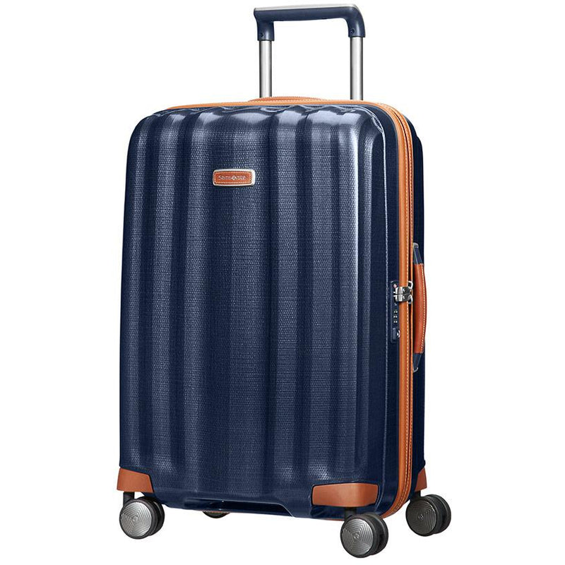 Samsonite Lite-Cube DLX 68cm/25inch Spinner | Midnight Blue