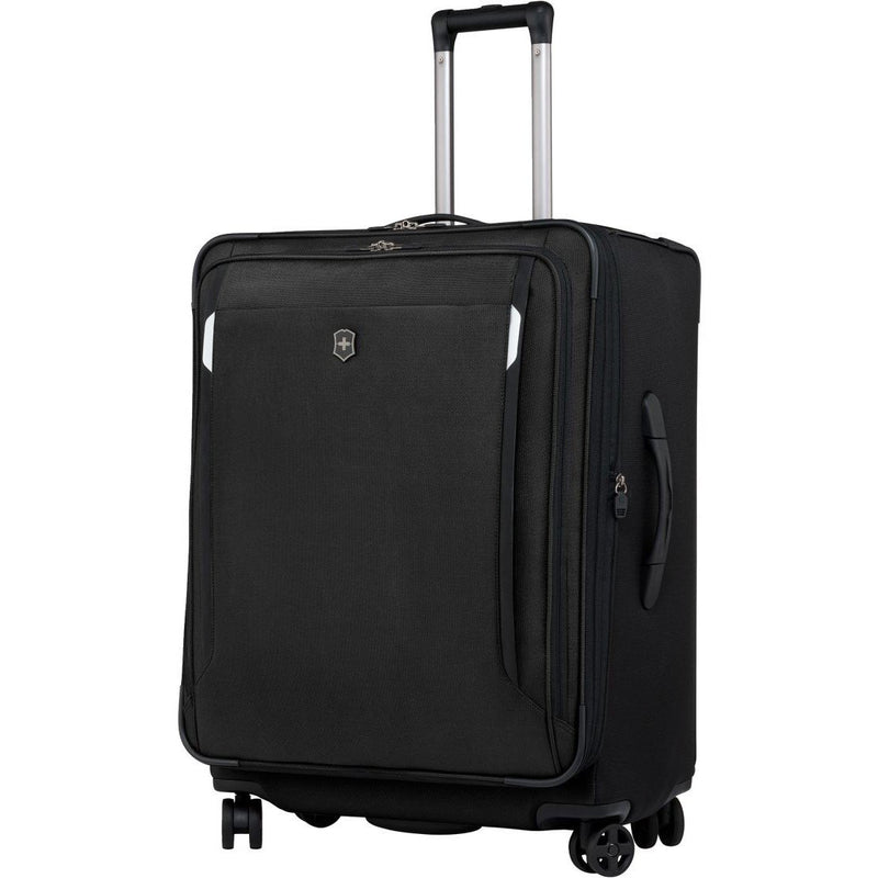 Victorinox Werks Traveler 5.0 WT 27 Dual-Caster Spacious Upright | Black
