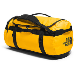 The North Face Base Camp Duffel Large | Summit Gold / Tnf Black