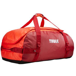 Thule Chasm Large 90L Duffel | Red Feather/ Rorange
