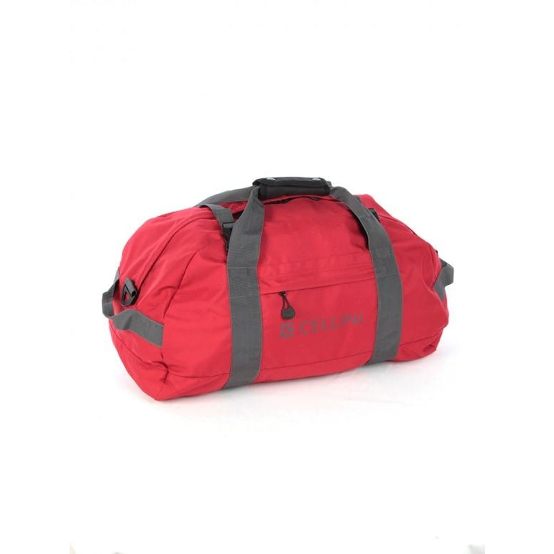 Cellini Stowaway Carry On Duffle Bag | Red