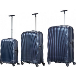 Samsonite Cosmolite (New Spec) Set of 3 Spinners | Midnight Blue