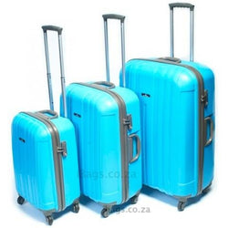 Travelite Trend Set of 3 Trolley Cases available at iBags