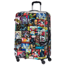 American Tourister Star Wars Legends 75cm 4-wheel Large Spinner | Star Wars Comics