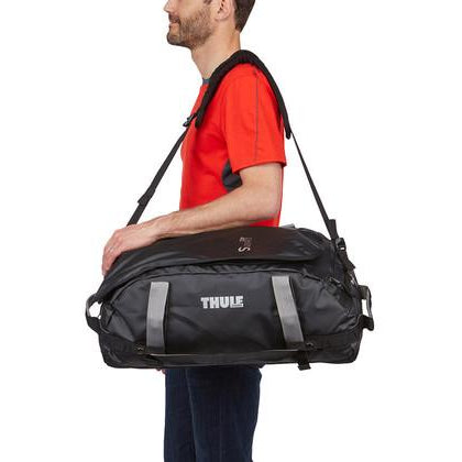 Thule Chasm Small 40L Duffel | Red Feather/ Rorange