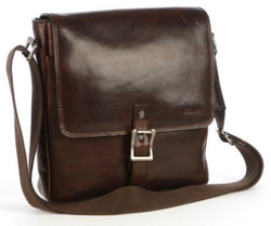 Cellini Woodbridge Large Crossover Sling Bag | Brown