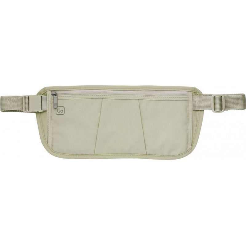 Go Travel Money Minder Waist Bag | Steel Grey