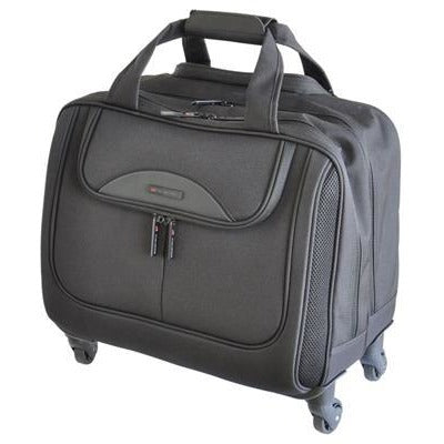 Travelite Lyric Business Laptop Trolley Bag | Black