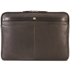 Jekyll & Hide Woodstock Laptop folder | Black