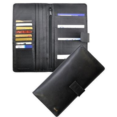 Busby Fontana Document Holder | Black