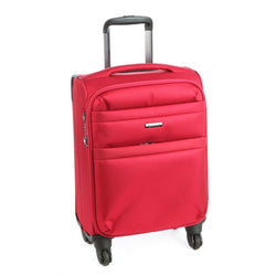 Cellini Microlite 530mm 4 Wheel Carry On | Red