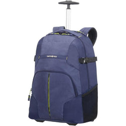 Samsonite REWIND LAPTOP BACKPACK /Wheels 55CM | Dark Blue