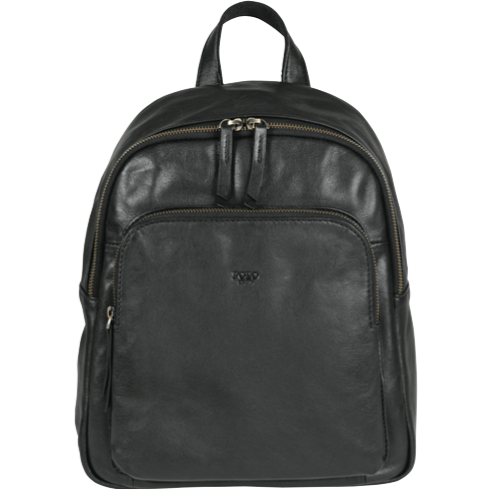 Polo Naples Italian Leather Backpack