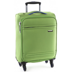 Cellini Cancun 55cm Cabin Trolley Green