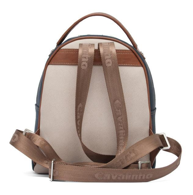 Cavalinho Beige Backpack