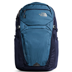 North Face Router Dish Blue Light Heather Urban Navy