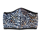 Fashion Face Masks - Non Medical, Re-Usable, Washable | Leopard (Min 100 Units)