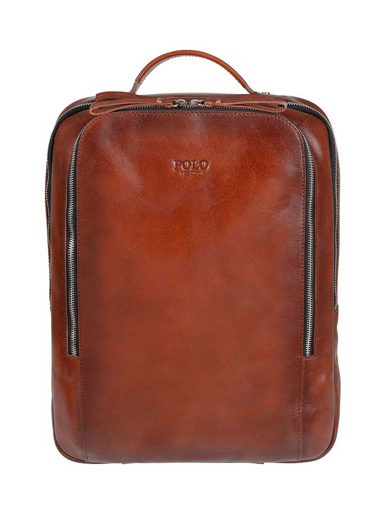 Polo Hudson Leather Backpack