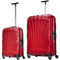 Samsonite Cosmolite Set of 2 Red (Cabin + 75cm)
