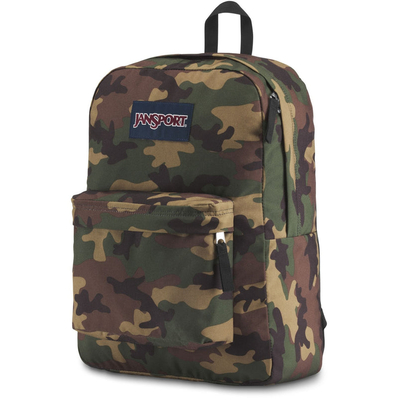 Jansport Superbreak Backpack Surplus Camo