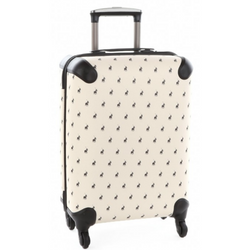 Polo Classic Double Pack Cabin 4 Wheel Trolley Case Beige