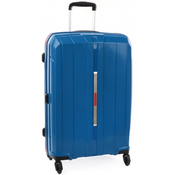 Cellini Cancun Hardshell 68cm Trolley Case Blue