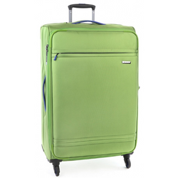 Cellini Cancun 77cm Trolley Case Green