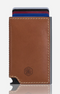 Jekyll & Hide Roma Leather Card Holder | Tan
