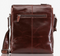 Jekyll & Hide Oxford Leather Cross-Body Tablet Holder Bag | Tobacco