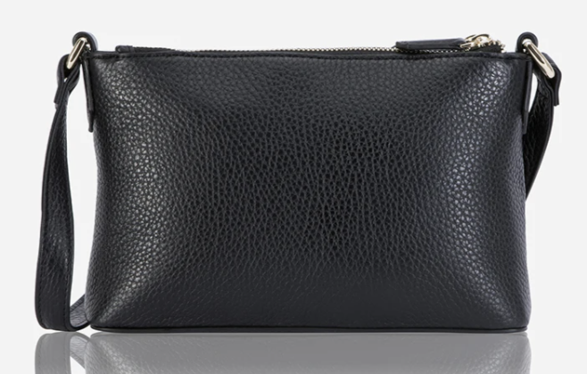 Jekyll & Hide Capri Small Crossbody | Black
