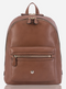 Jekyll & Hide Classic Capri Leather Backpack | Nut