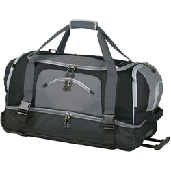 Eco Earth 77.5cm Double Decker Trolley Duffel Travel Bag