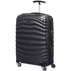 Samsonite Lite Shock 55cm Spinner | Black
