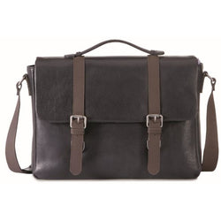 SPECIAL Brando Stone Messenger Bag | Blue/Brown