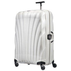 Samsonite Lite Locked Spinner 81cm | Off White