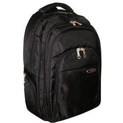 "Tosca Classic Deluxe Laptop Backpack 15"" - 1680D 