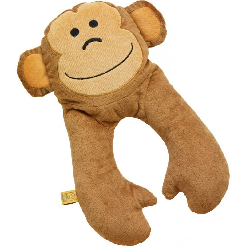 Go Travel Monkey Neck Pillow For Kids