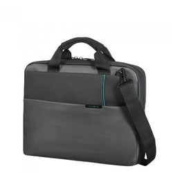 Samsonite Qibyte Laptop Bag 35.8cm/14.1inch | Anthracite