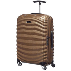 Samsonite Lite Shock 55cm Spinner | Sand