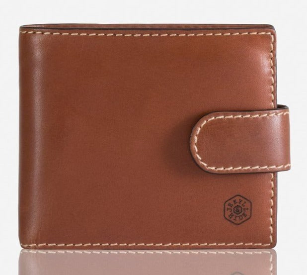 Jekyll & Hide Texas Leather Wallet | Clay - iBags.co.za