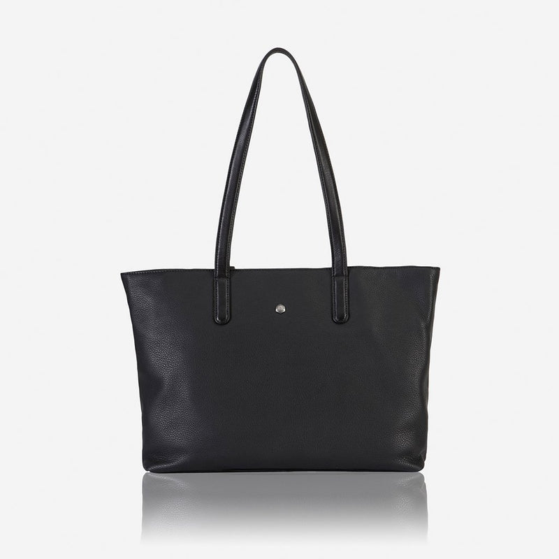 Jekyll & Hide American Leather Handbag | Black