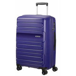 American Tourister Sunside Spinner 66cm Exp - Navy