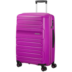 American Tourister Sunside Spinner 66cm Exp - Ultraviol