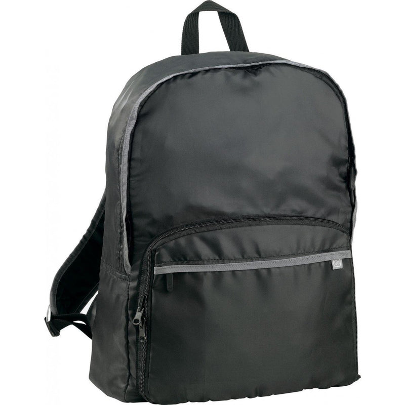 Go Travel Lightweight Backpack | Liquorice Black