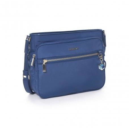 Hedgren Premium Charm Multi Pocket Crossover (M) | Nautical Blue