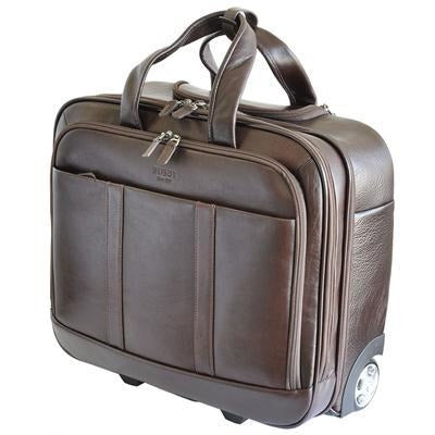 Busby Veg Tan Trolley Bag